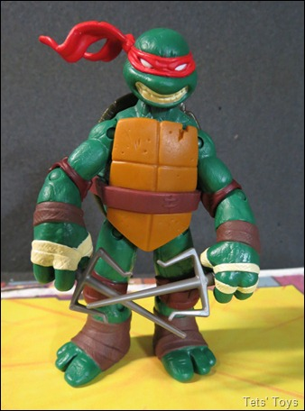 Tets Toys And Shenanigans Final Turtle 2012 Raphael