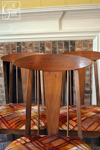 Garrison Mid Century Chairs 2
