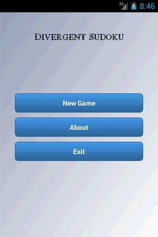 Sudoku Fun - screenshot