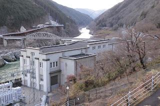 大井発電所