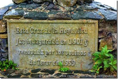 7830 Cruz Tejeda-Teror(Cruz Hoya Alta)