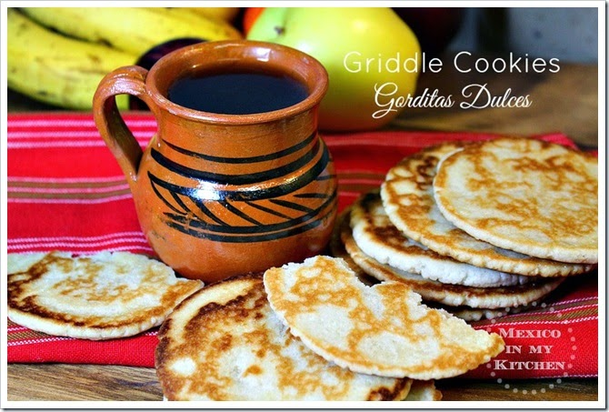 Griddle Cookies