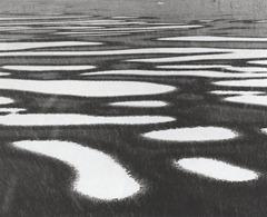 Peter Keetman - Îlots de neige - 1958