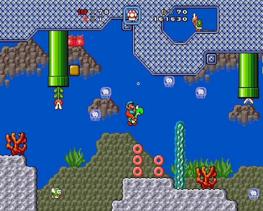 Indie Retro News: Super Mario Bros X - 1 3 Released! Relive