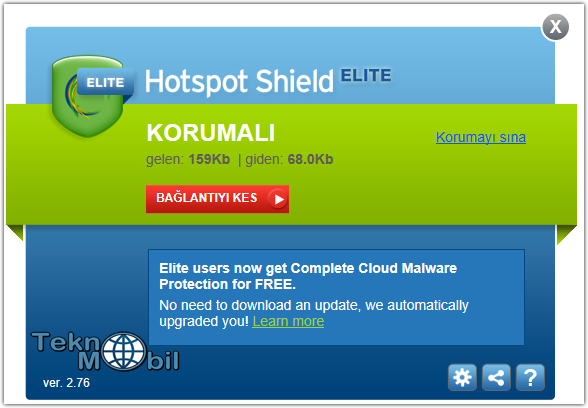 Hotspot Shield Elite v6.20.19 Full
