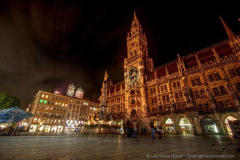 Munich at night 2