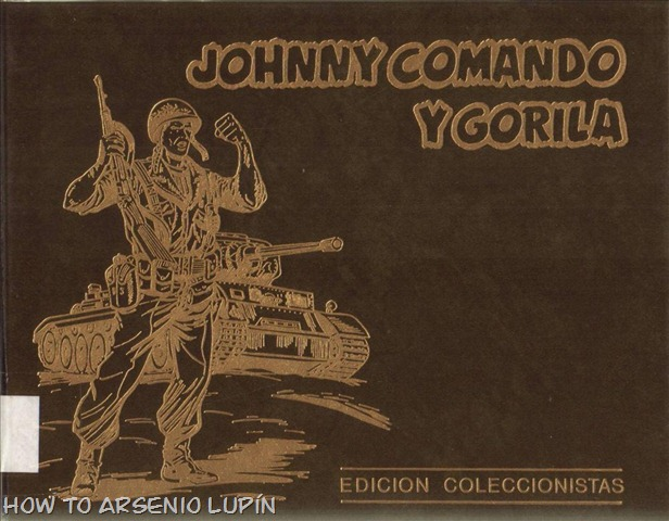 P00002 - Johnny Comando y Gorila #