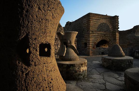 Pompeia, Itàlia