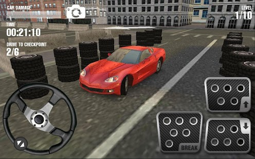 Kings of Parking 3D- screenshot thumbnail