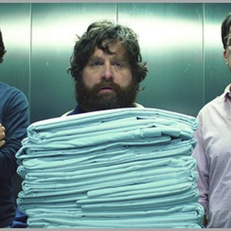 Goodbye Chow! The Hangover 3 Movie Review