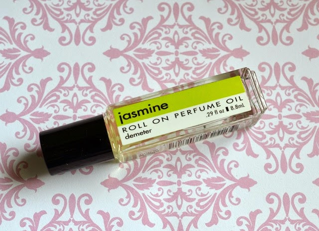 demeter jasmine roll on perfume