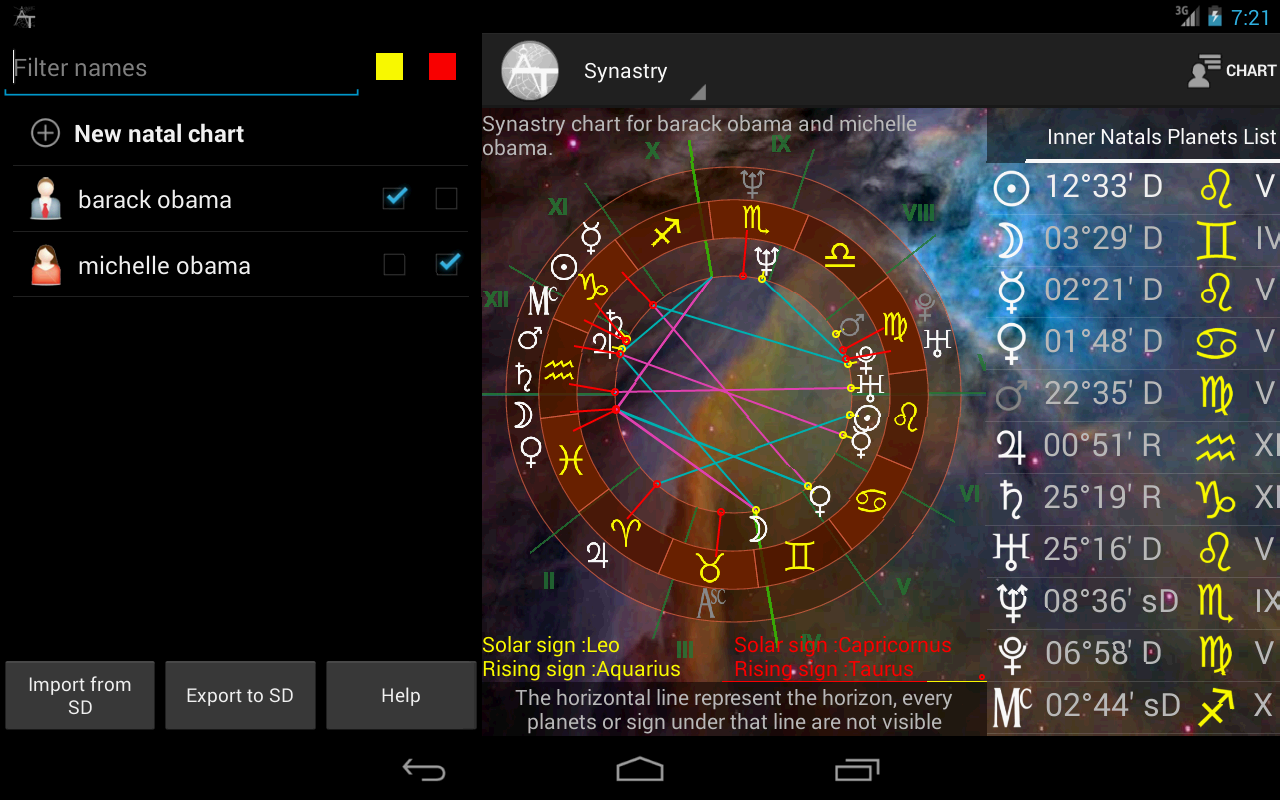 Astrotab free android apps on google play astrotab free screenshot geenschuldenfo Images