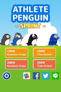 Athlete Penguin - Sprint