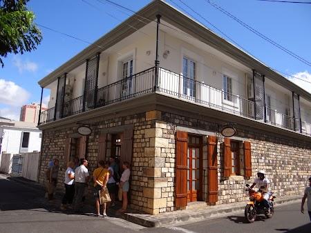 Restaurant Le Courtyard Port Louis