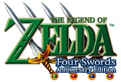 zelda_four_swords_anniversary_edition_logo