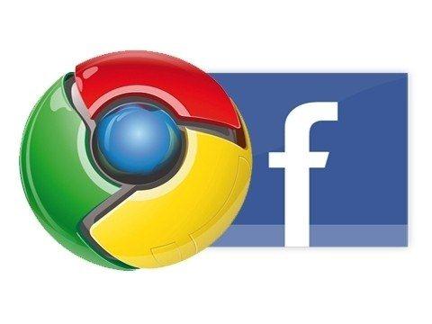 Chrome para facebook