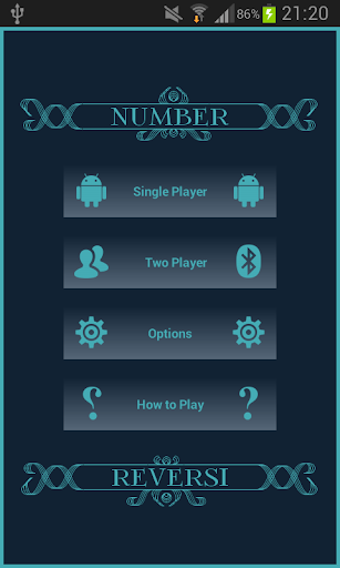 Number Reversi Game