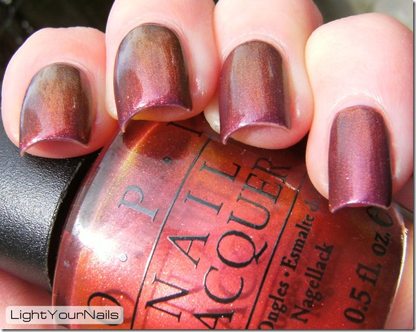 OPI Man of la Mancha