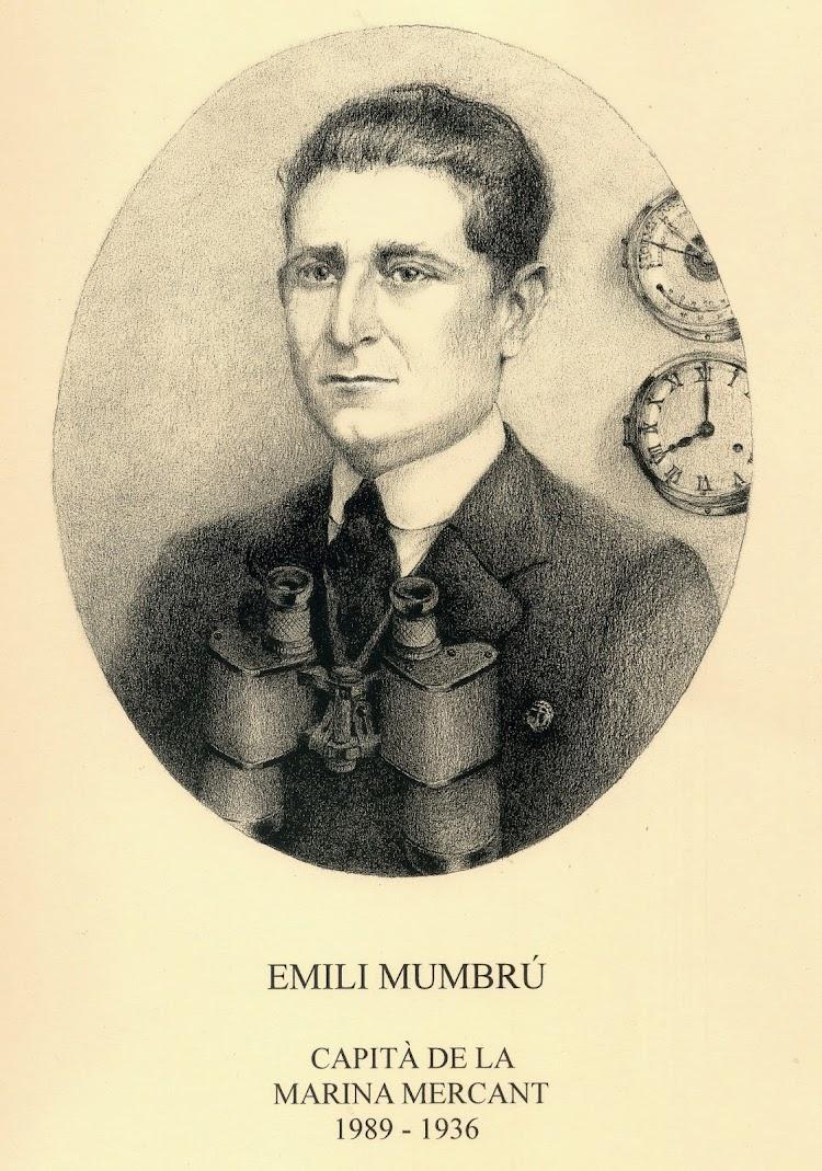 El Capitan Emili Mumbrú. Portada del libro remitido por Juliá Mumbru. Nuestro agradecimiento..jpg