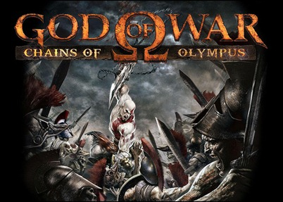 God of War Chains of Olympus