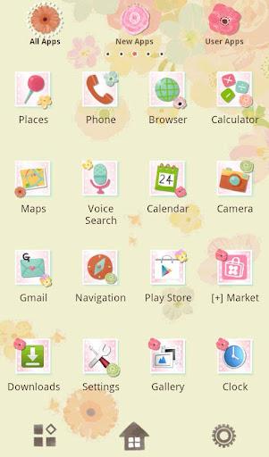 Flower Wallpaper Flower Trail 1.0 Windows u7528 2