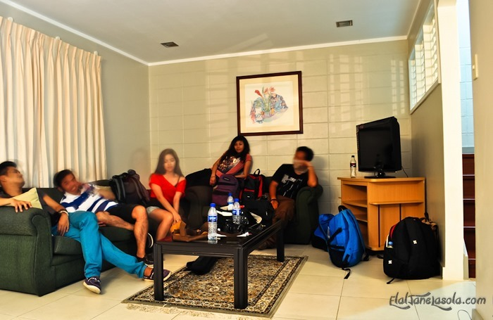 Travel Bloggers at Subic Homes in Zambales