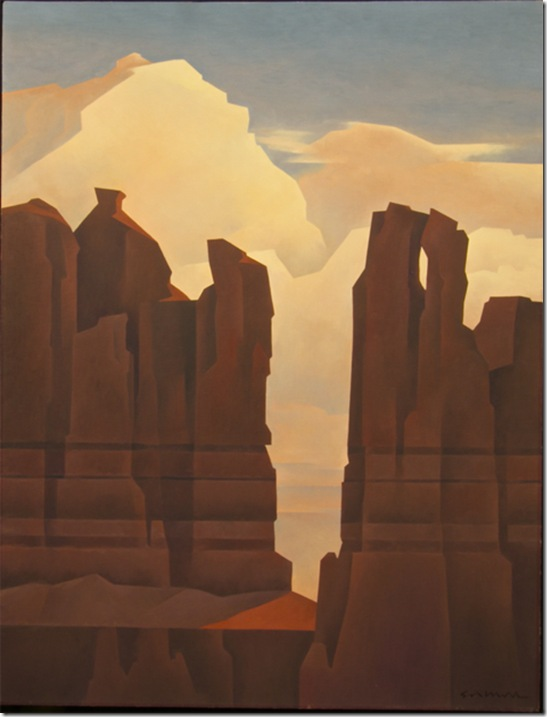 monument-valley-1983-48x36_0-Ed-Mell-Enkaustikos
