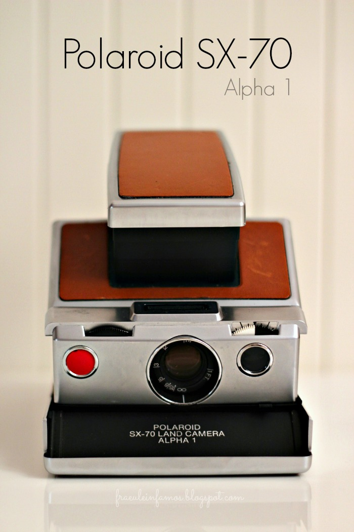 Polaroid SX-70 Alpha 1