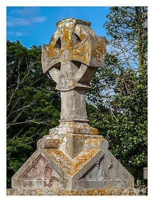 Guernsey - St. Peter Port - Keltenkreuz