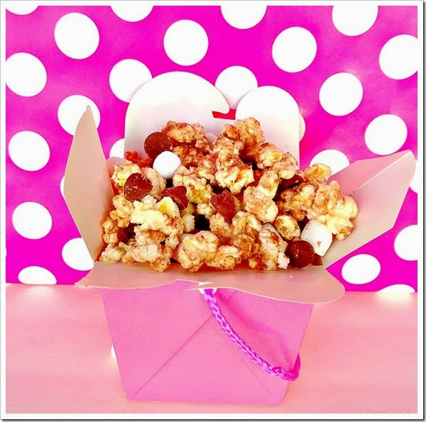 hot chocolate popcorn 1