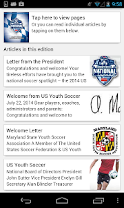 US Youth Soccer's FUEL Soccer screenshot 1