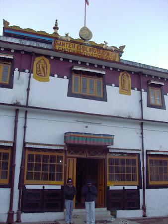 Obiective turistice India: Samten Choling Monastery(Ghoom) Darjeeling