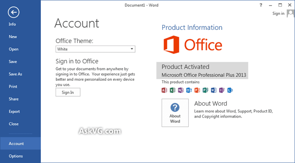 : How to Activate Office 2013 and Windows 8.1 [ Genuine KMS method