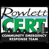 CERT, Emergency Responder App