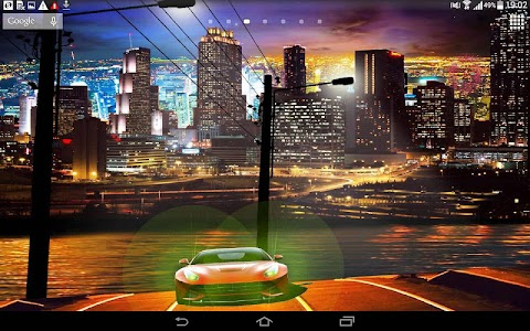 Cars Live Clock Wallpaper screenshot 7