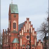 Kirche in Friedrichshagen