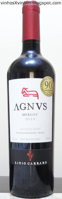 Agnvs Merlot