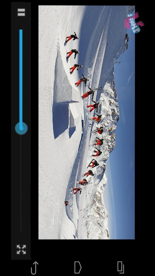 Snowboard Trick List - screenshot