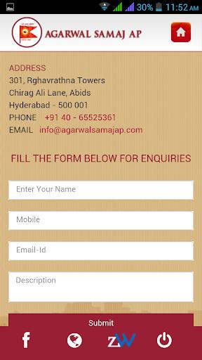 【免費社交App】Agarwal Samaj AP-APP點子