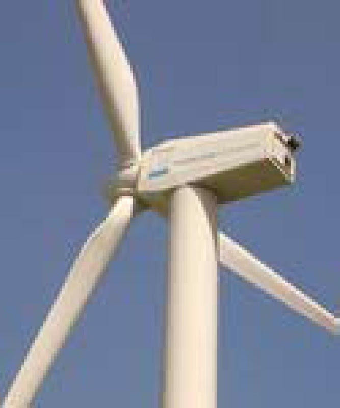 Wind Turbines types and components - Power, Electronic