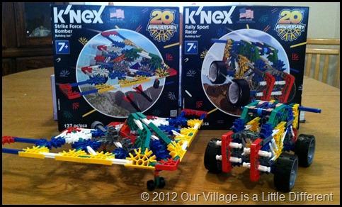 K'Nex Rally Sport