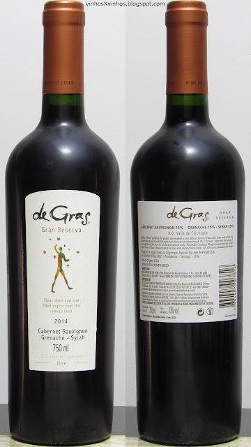 Vinho De Gras