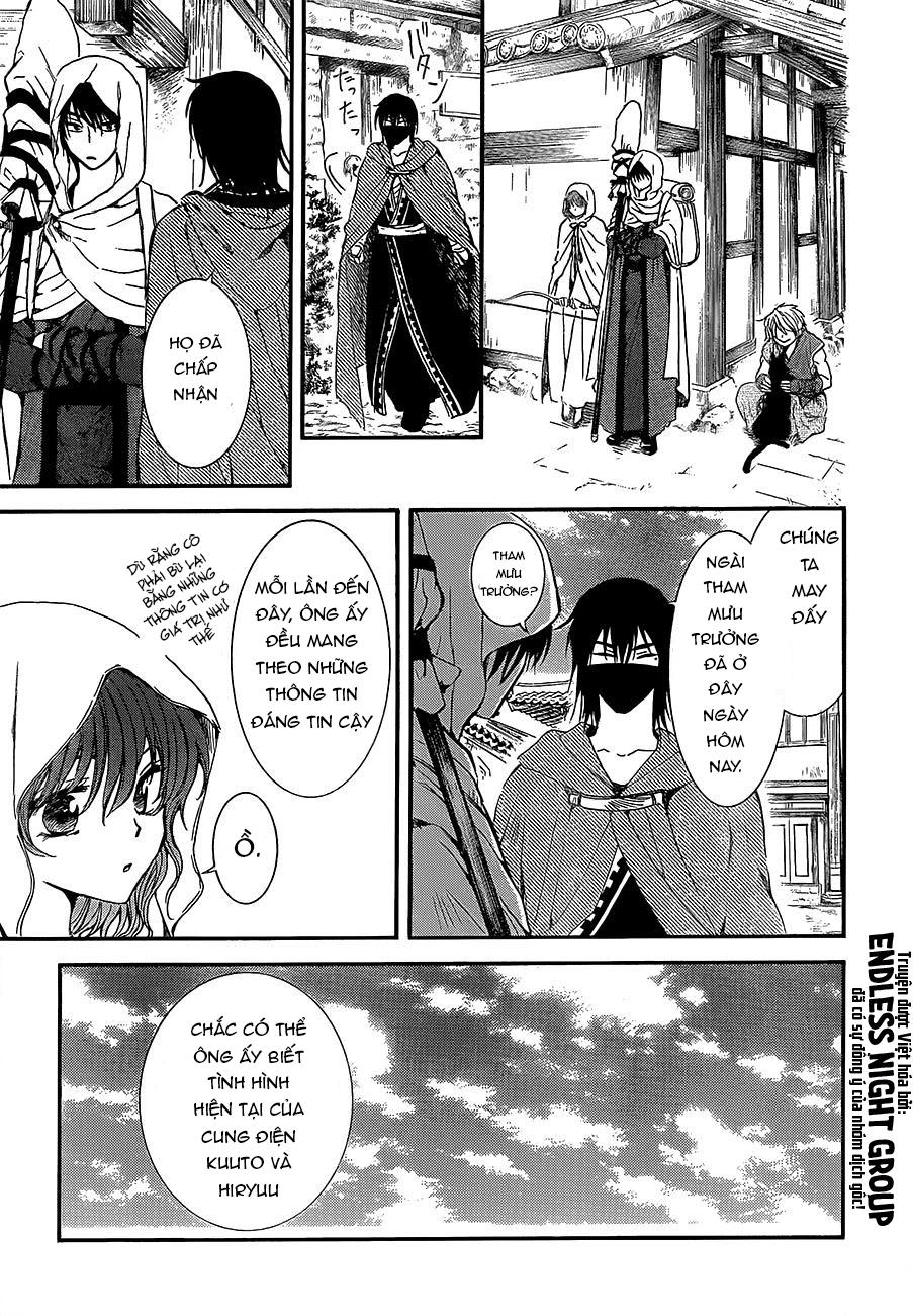 Akatsuki no Yona Chap 134
