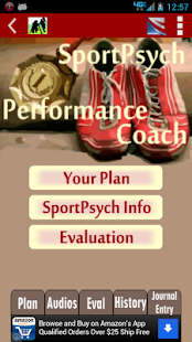 SportPsych Performance Coach - screenshot thumbnail