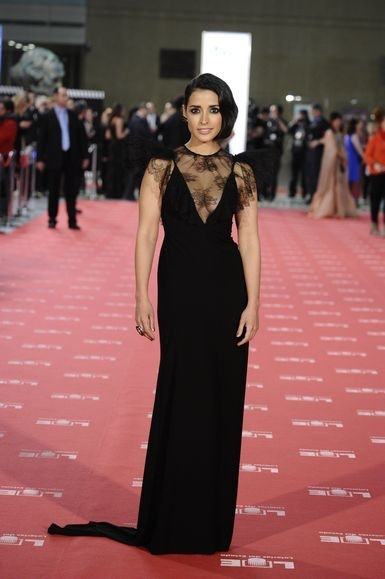 Inma Cuesta attends Goya Cinema Awards 2012 at Palacio Municipal de Congresos on February 19, 2012 in Madrid, Spain.
