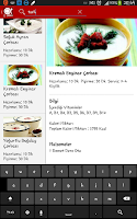 Screenshot of Çorba Tarifleri Ücretsiz