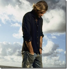 Josh Holloway as Sawyer from Lost
