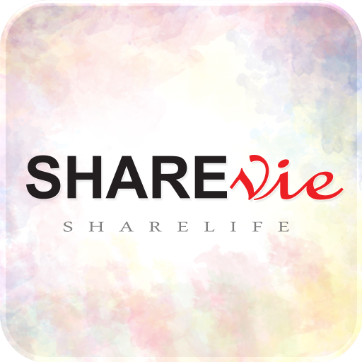 SHAREvie LOGO-APP點子