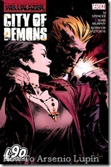 P00003 - Hellblazer - City of Demons #3