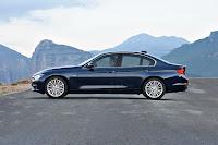 Die neue BMW 3er Limousine, Luxury Line (10/2011)The new BMW 3 Series Sedan, Luxury Line (10/2011)